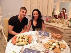 Servicios casa la torreta - Cena romantica in casa ...